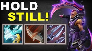Hold Still Anti-Mage is coming | Dota 2 Ability Draft