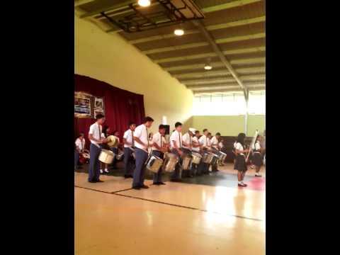 Colegio Nuestra Señora de Lourdes BANDA 2014