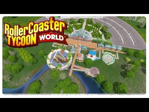 KLEINER PARK ABER SUPER FINANZEN! • Rollercoaster Tycoon World #084 [German]