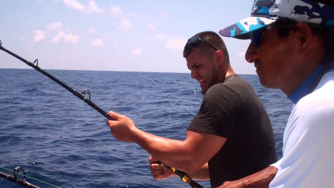 Deep sea fishing excellence playa mujeres cancun mexico for Deep sea fishing cancun