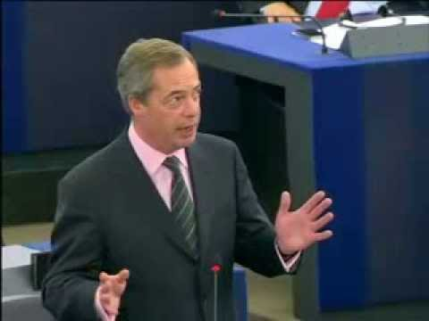 Nigel Farage; 92% Of Atm's Robberies Done By Romanian Immigrants video