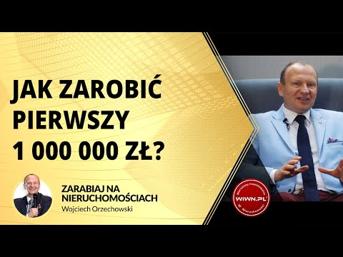 Jak Zarobić Pierwszy MILION? | ORZECHOWSKI VLOG #20