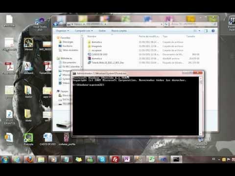 Recuperar archivos ocultos por virus USB SD