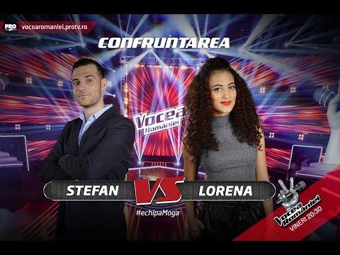 Stefan&Lorena-All my life-Confruntari 3-Vocea Romaniei 2015-Ed.10-Sezon5