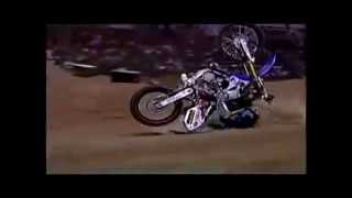 os piores acidentes no  freestyle e motocross