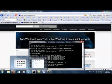 Conectar ordenadores con rango de ip diferente