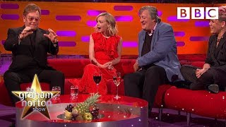 Eminem gave Elton john an unusual wedding gift - The Graham Norton Show: 2017 - BBC One