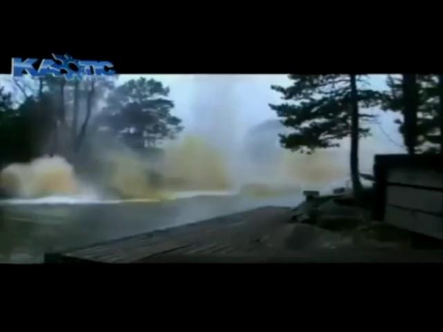 Livramentos da Graça: Raio no rio?