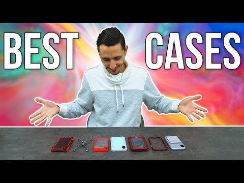 The BEST iPhone X Cases - Ed's Picks