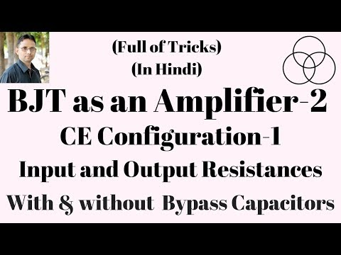 BJT as an Amplifier-2 | Mid Band Analysis of BJT (Analog Electronics-25) by SAHAV SINGH YADAV thumbnail