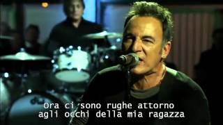 Bruce Springsteen - Racing In The Street '78 - Sub Ita