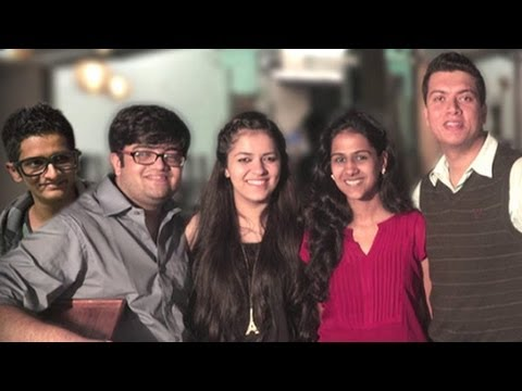 Meri Duniya... College Days, Hindi Song By The Vintage Taan video