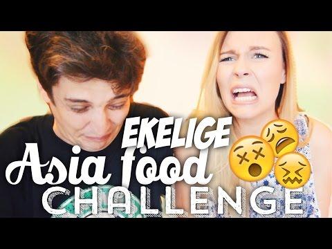 EKELIGE ASIA FOOD CHALLENGE mit LIONT | Dagi Bee