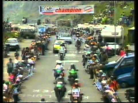 Tour De France 1994 Channel 4 Stage 18 Moutiers-Cluses