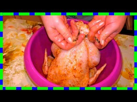 Вкусняшки от Любашки, Курица с Апельсинами и Яблоками