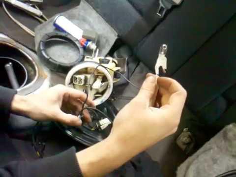 Jak Sprawdzić Czy Pompa Paliwa Działa Bmw E36 320i Vanos