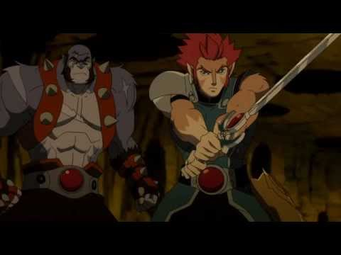Thundercats 2011 Movie on Thundercats Movie Trailer 2010 Los Felinos C  Smicos    Videos