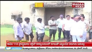 Prathipati Pulla rao Surprise Visit in Fertilizer Godown in Auto Nagar | Vijayawada