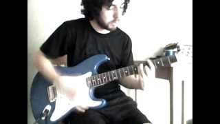 Pink Floyd - Echoes. Guitar Cover
