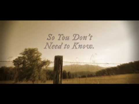 Anthem Lights - the Unknown (official Lyric Video) video