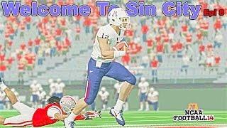 NCAA Football Dynasty | HailMary Game Changer | Welcome To Sin City Epi 8
