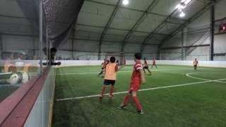Hollister Dragons  Vs Pv United 2nd half part 3