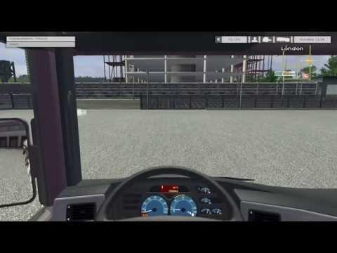 Euro Truck Simulator - London to Paris