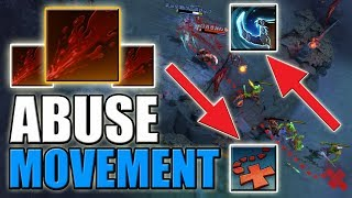 The Best Rupture Combo in a DotA History [X Marks + Skewer + Force Staff] Dota 2 Ability Draft
