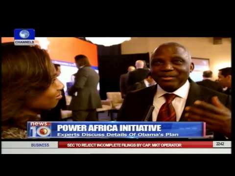 News@10: US Experts Proffer Solutions To Nigeria's Electricity Problem 09/02/2015 Pt.3