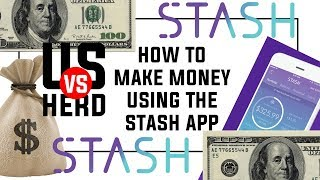 How To Make Money Using The Stash Invest App