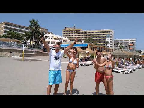 Torremolinos Spain 2017 By Gopro Hero4 And Dobby Drone