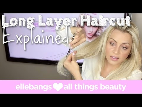 DIY Tutorial: My Long Layer Haircut Explained