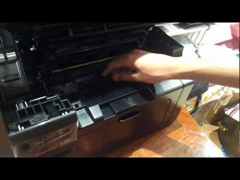 HP LaserJet Pro M1132 MFP Printer Unboxing
