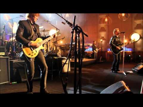 Bon Jovi - That's What The Water Made Me (Live) NEW SONG