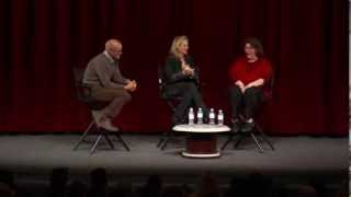 Meryl Streep & Margo Martindale - August: Osage County Q&A Part 1 of 3