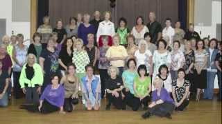 Come Dance With Me - Line Dance (Farmer's Branch Open Dancing Event, March 16, 2013)