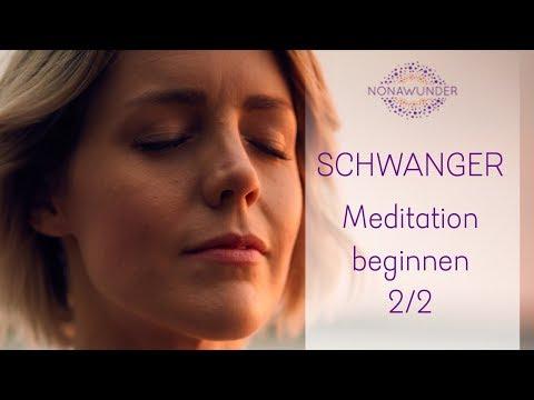 Meditation in der Schwangerschaft: 10 Minuten Atemauszeit für dich