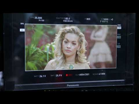 Rita Ora - Girls (Behind the Scenes)
