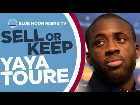 DEBATE: Should Guardiola Sell or Keep Yaya Toure?