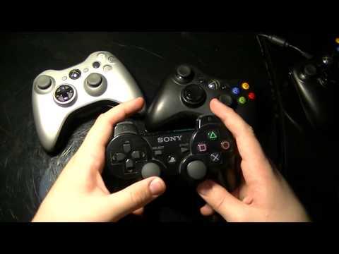 Metro Last Light Xbox 360 vs. PS3 Сравнение графики youtube