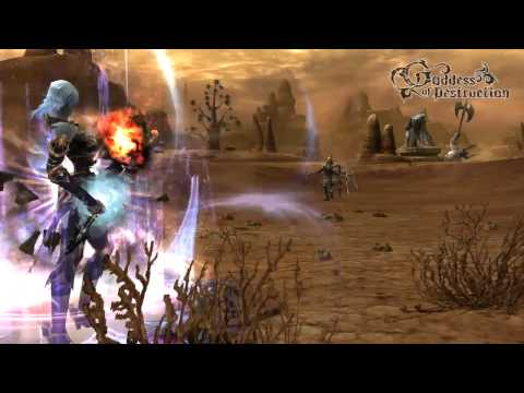 Lineage 2 Goddess of Destruction: Feoh Wizard