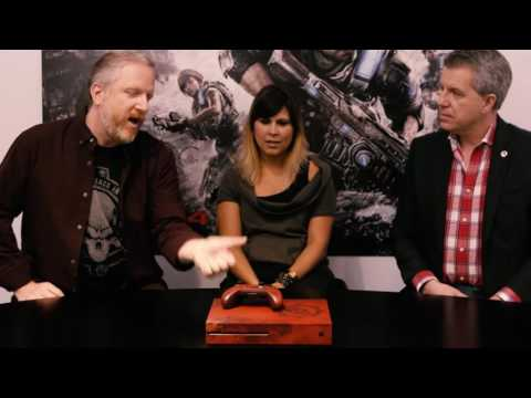 GEARS OF WAR 4 XBOX ONE S UNBOXING !!! #1