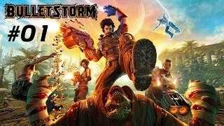 Прохождение игры bulletstorm без матов