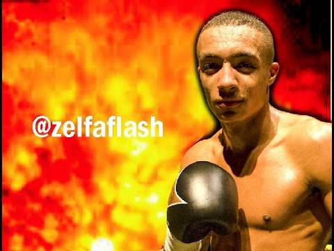 Zelfa Barrett on his 3rd Pro Fight (Jan 31st) on BBTV LIVE