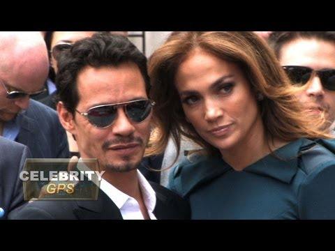 JLo and Marc Anthony's divorce final - Hollywood.TV