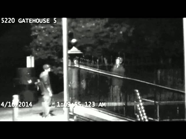 Raw: Urinator Causes Portland to Flush Reservoir