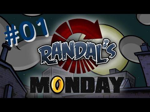 Randal's Monday [Let's Play / Deutsch] #1 - Soziopath. Kleptomane... Held?