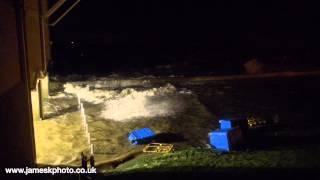 The Flooding of Hunstanton - December 5th 2013