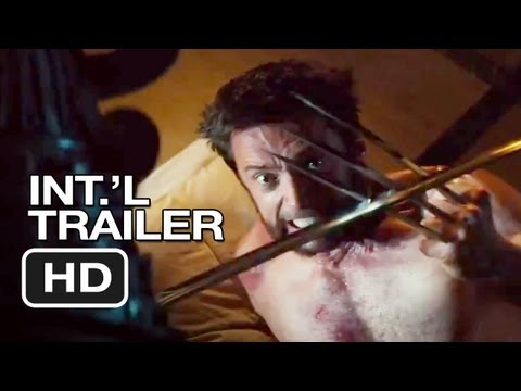 The Wolverine International TRAILER (2013) - Hugh Jackman Movie HD