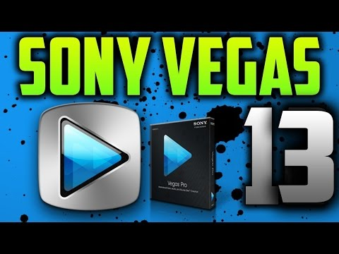 DESCARGAR E INSTALAR SONY VEGAS PRO 13 FULL ESPAÑOL 64 BITS + CRACK GRATIS PARA WINDOWS